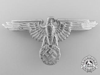 A fine SS Cap Eagle by Ferdinand Wagner