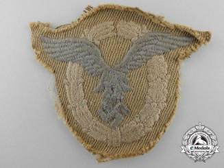 A Luftwaffe Pilot's Badge; Tropical Version