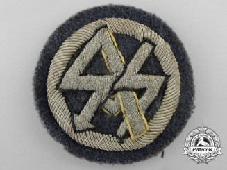 A Scarce Traditional DLV Badge for Members of SA/SS Flying Groups