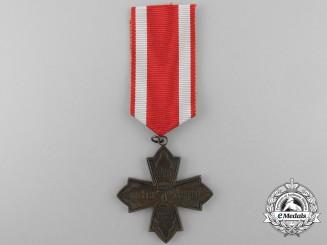 A Hessen First War Military Medical Cross 1914