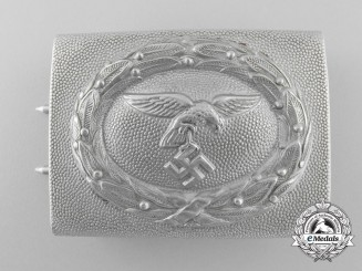 A 1935 First Pattern Luftwaffe Enlisted Man's Belt Buckle