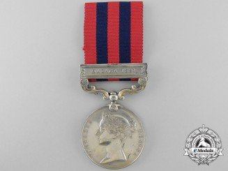 An 1854-95 Indian General Service Medal to the 2nd Battalion, Seaforth Highlanders