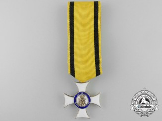 A Royal Wurttenberg Military Merit Order; Knight's Cross