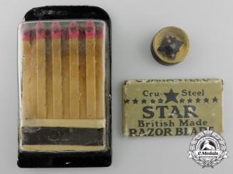 A Rare Second War British Escapee's Kit