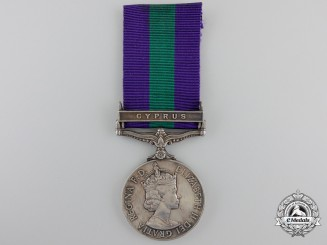 A 1918-62 General Service Medal to the Army Pay Corps