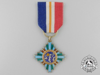A Chinese Republic (Taiwan) Medal of the Brilliant Light