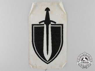 A 1930's First Pattern German Army Sport Vest Patch