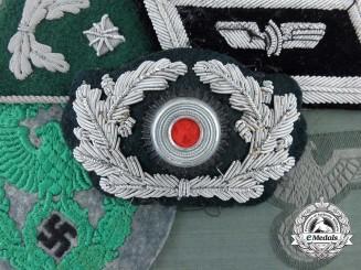 A Lot of Five Second War Period German Cloth Insignia