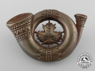 "Canada. A 259th Battalion ""Siberian Expeditionary Force"" Cap Badge"