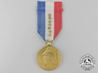 Cuba. An Army Long Service Medal