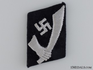 A 13th Waffen-SS Mountain Division Handschar Tab