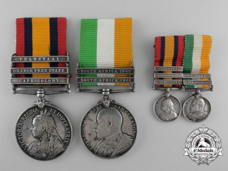 A South Africa Pairing to the Argyll & Sutherland Highlanders