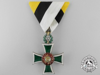 A Bulgarian 20 Year Long Service Cross