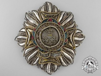 United Kingdom. A Most Honourable Order of the Bath, Military Division, Knight Grand Cross (G.C.B.), c.1890