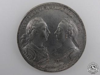 A 1770 Austrian Co-Regency of Emperor Joseph II & Marie Theresa Medal