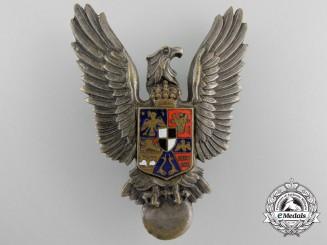 A Second War Romanian Pilot's Badge