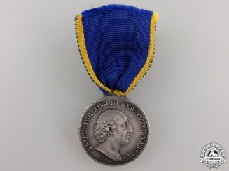 A 1815 Nassau Waterloo Medal