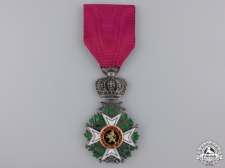 Belgium, Kingdom. An Order of Leopold, Knight's Cross with Swords, c.1835
