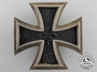 An Iron Cross First Class 1939 by Wilhelm Deumer, Lüdenscheid