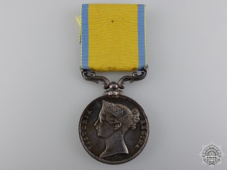 A 1854-1855 Baltic Campaign Medal