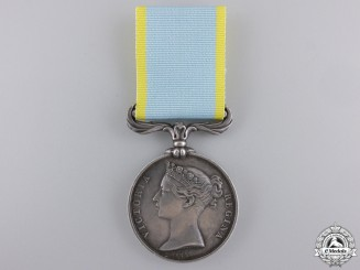 A 1854-1856 British Crimea Medal