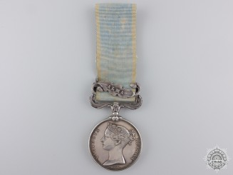 A 1854-1856 Crimea Medal to the Coldstream Guards