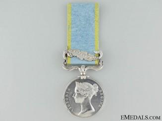 A 1854-56 Crimea Medal