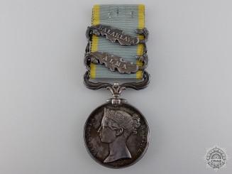 A 1854 Crimean War Medal to the 1st Regiment