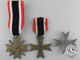 A War Merit Cross First and Second Classes