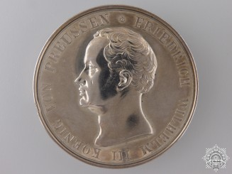 A 1865-75 Prussian Life Saving Medal