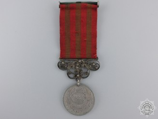 A 1892 Turkish Medal for the Revolt in Yemen