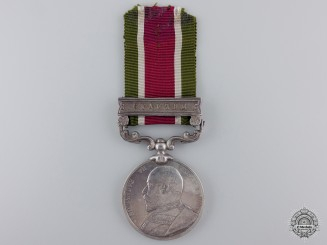 A 1903-04 Tibet Medal to the 8th Gurkha Rifles