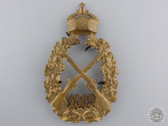 A 1909 Prussian Army Marksmanship Badge