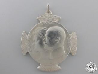 A 1910-18 Hesse-Darmstadt Ludwig & Eleanor Cross