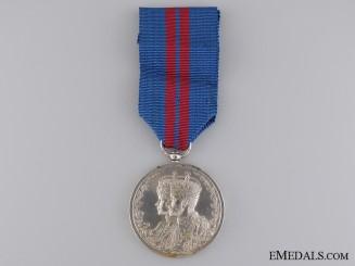 A 1911 Delhi Durbar Coronation Medal