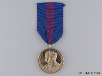 A 1911 George V Coronation Medal