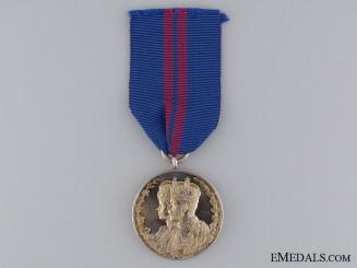 A 1911 George V Coronation Medal