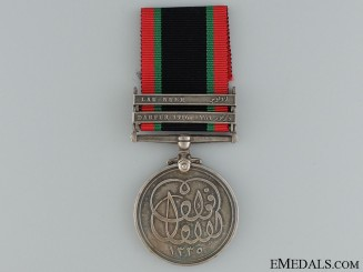 A 1911 Khedives Sudan Medal; Unnamed