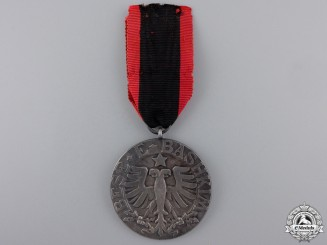 A 1914 Albanian Order of the Black Eagle
