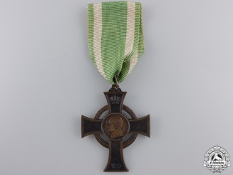 A 1915 Saxon War Merit Cross