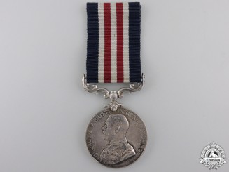 United Kingdom. A 1916 Military Medal to the 160th Brigade Royal Field Artillery