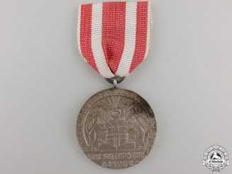 A 1918-1934 Hamburg Life Saving Medal