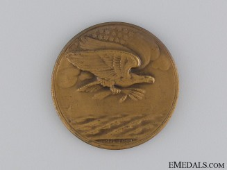 A 1918 Swiss Families Gratitude Medal