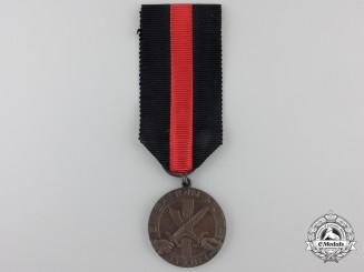Finland, Kingdom. A Aunus Medal, c.1920