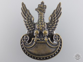 A 1930 Polish Cap Badge