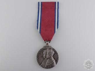A 1935 George V Jubilee Medal
