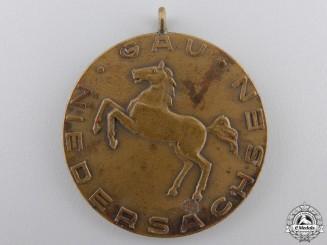 A 1935 German Niedersachsen Shooting Award