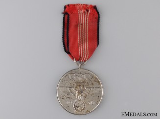 A 1936 German Olympic Games Medal