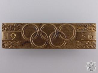 A 1936 German Olympic Badge