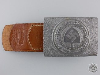 A 1936 RAD Belt Buckle by OLC